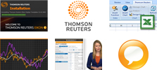 Learn the basics of Thomson Reuters Eikon